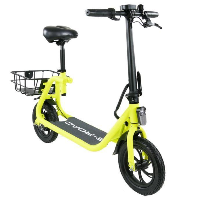 DRAISIENNE ELECTRIQUE E-ROAD Mini scooter électrique - Mini Cocobeach -