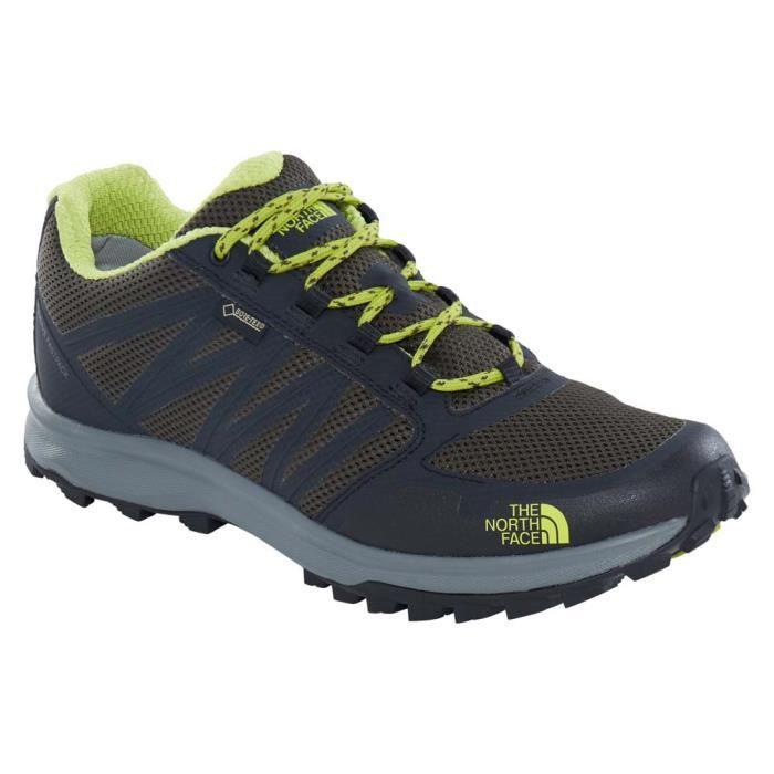 Chaussures homme Randonnée The North Face Litewave Fastpack Goretex ... d211c19f2102
