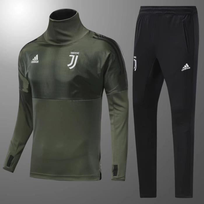 46826f03bb Survetement Juventus de Turin 2017/2018 (Ensemble maillot de foot survet  Juventus de Torino) Nouveau training Juve new