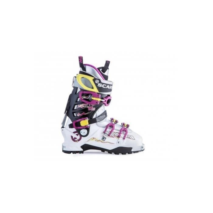 e1433ba0af9d24 Chaussures Ski Rando Scarpa Gea Rs Femme Blanc/noir 25 - Prix pas ...