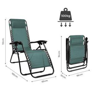 Chaise longue - Transat - Achat / Vente Chaise longue - Transat pas on chaise sofa sleeper, chaise recliner chair, chaise furniture,