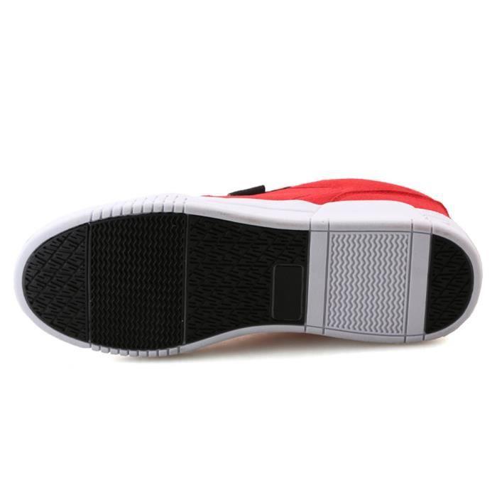 Mode Grande à Chaussure Basket Hommes personnalité l'usure AntidéRapant résistantes Des Chaussures basket DéContractéEs FwAqAP