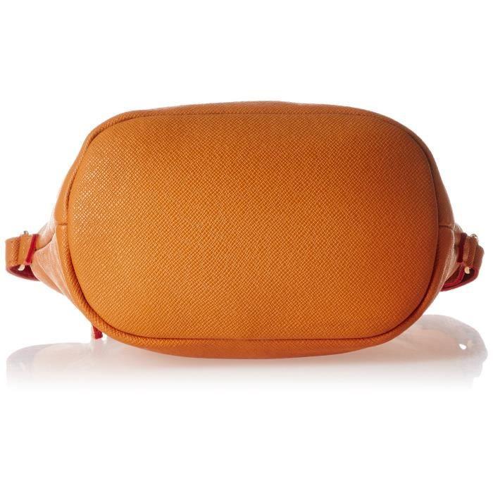 Sac à main de la femme (orange) N3MPC