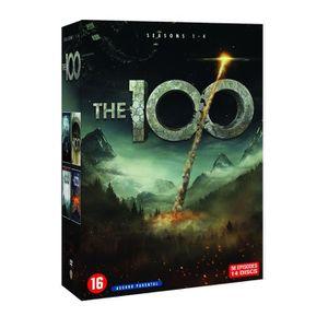 DVD SÉRIE Coffret DVD The 100 saisons 1 à 4