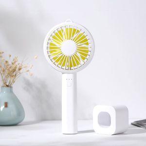 VENTILATEUR Portable Mini Ventilateur-Blanc