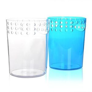 POUBELLE DE TABLE Poubelle couleur (Bleu)