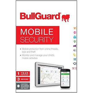 ANTIVIRUS BULLGUARD MOBILE SECURITY FOR ANDROID SMART PHO…