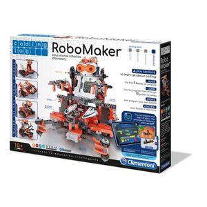 ROBOT - ANIMAL ANIMÉ CLEMENTONI Robot - RoboMaker® Pro, robotique éduca