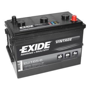 BATTERIE VÉHICULE Batterie camion EU-165/6 6V 165Ah 900A - Batterie(