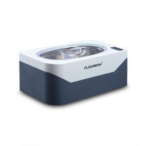 NETTOYEUR A ULTRASONS Floureon 400ML Machine de Nettoyage à Ultrasons en