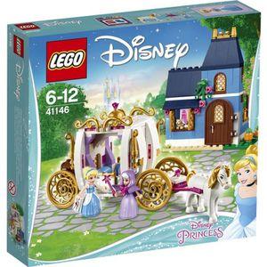 ASSEMBLAGE CONSTRUCTION LEGO® Disney Princess 41146 La Soirée magique de C