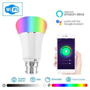 AMPOULE - LED 2101 Smart WIFI Ampoule LED WIFI Light RGB Ampoule