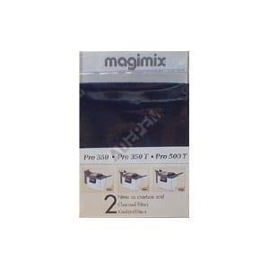 FRITEUSE ELECTRIQUE Filtres charbon par 2 pour Friteuse Magimix - 3665