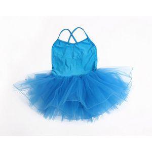 a18d5e5d7fcde TUTU - JUSTAUCORPS Feoya Vêtement de Danse-Ballet-Gym Enfant Fille Ju
