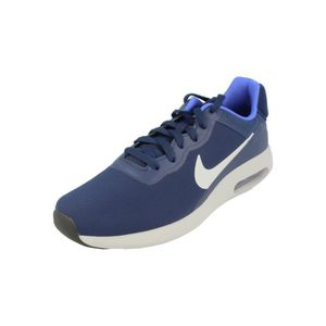 nike air max modern essential chaussures violet noir