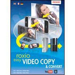 MULTIMÉDIA À TÉLÉCHARGER Easy Video Copy & Convert - 1 poste
