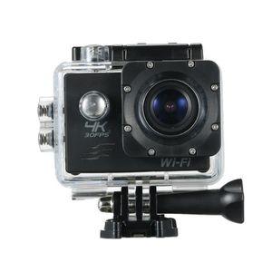 CAMÉRA SPORT Action Caméra 4K WiFi Caméra de sport Caméscope ét