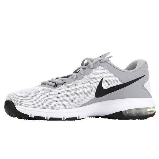 Chaussures Nike TR Air Max Full Ride TR Nike Gris Gris - Achat / Vente basket a310e2
