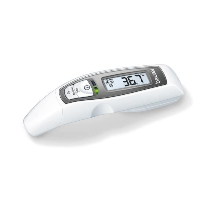 Beurer Thermomètre multifonctions FT 65 - 6 fonctions en 1