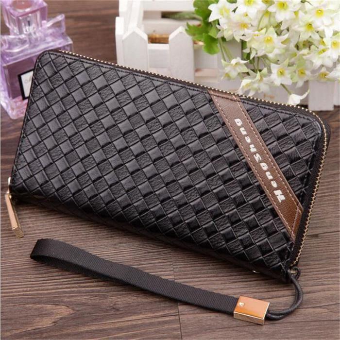 sac à main homme sac à main homme de marque sac à main De Luxe hommes noir  Sacs Designer noir1 agréable pochette homme marque luxe 908a1b17299