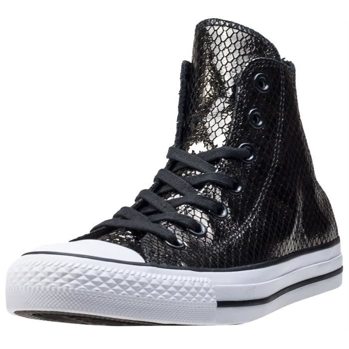 Converse Chuck Taylor All Star Metallic Serpent Salut Sneaker Mode LS75N Taille-41
