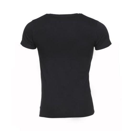 Diesel - tee-shirt Noir - Achat   Vente t-shirt - Cdiscount ca2e7985f5c1