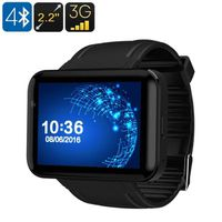 MONTRE CONNECTÉE DM98 Watch Phone - Android OS, 1 IMEI, Bluetooth 4