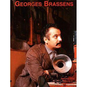 AUTRES LIVRES ANTHOLOGIE T.3 ; GEORGES BRASSENS