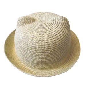CHAPEAU - BOB Chapeau de chapeau de bébé d été enfants respirant ... d134df67b0e