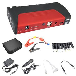 BATTERIE VÉHICULE 50800mah Auto Portable Jump Starter Booster Charge