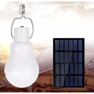 BALISE - BORNE SOLAIRE  Generic LED à énergie Solaire Lumière Spot Ampoule