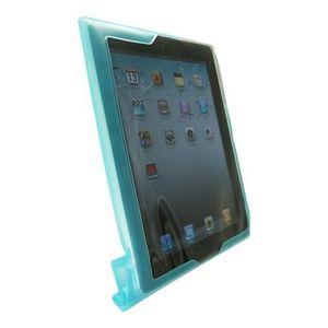 HOUSSE TABLETTE TACTILE Boitier étanche bleue pour Apple iPad 1 ipad 2