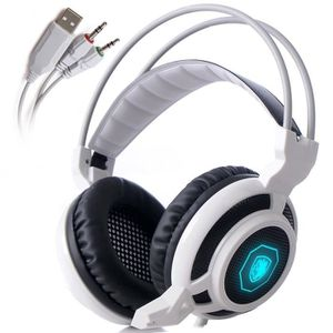 CASQUE  - MICROPHONE Arcmage 3.5mm Over-Ear Stereo Gaming Headset PC av