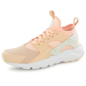 BASKET Nike Air Huarache Run Ultrase orange, baskets mode