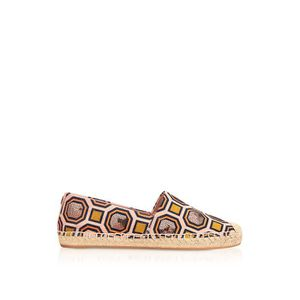 ESPADRILLE TORY BURCH FEMME 46765671 ROSE TOILE ESPADRILLES