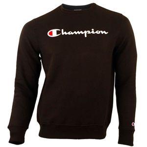 SWEATSHIRT Pull Sweat Champion Homme S7H7C9P044 Noir