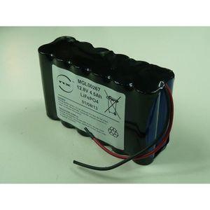 Batterie téléphone Batterie lithium fer phosphate 12x 18650 4S3P ST2
