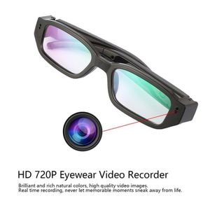 CAMÉRA MINIATURE HD 720p Lunettes espion caméra cachée lunettes Cam f82dede11a48