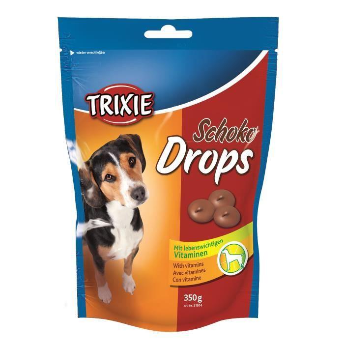 TRIXIE Bonbons au chocolat - Pour chien - 350g