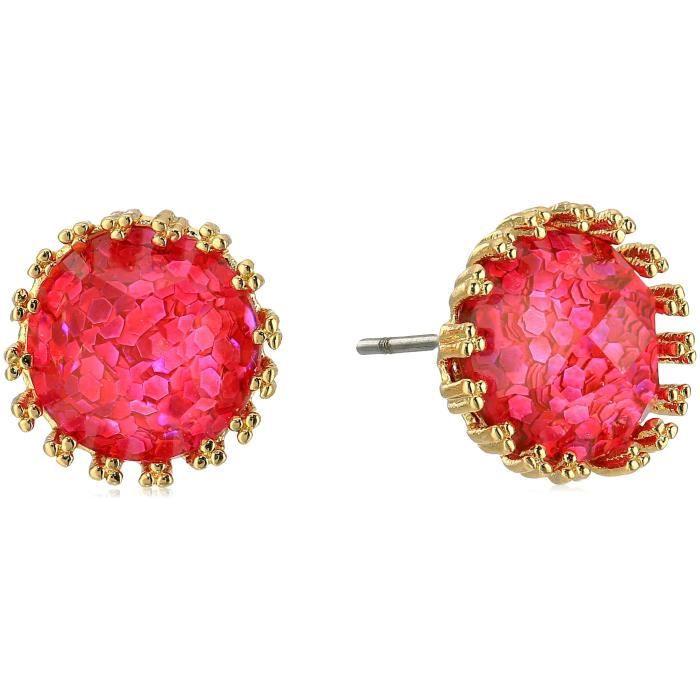 Venice Beach Pierced Stud Earrings VQT7S
