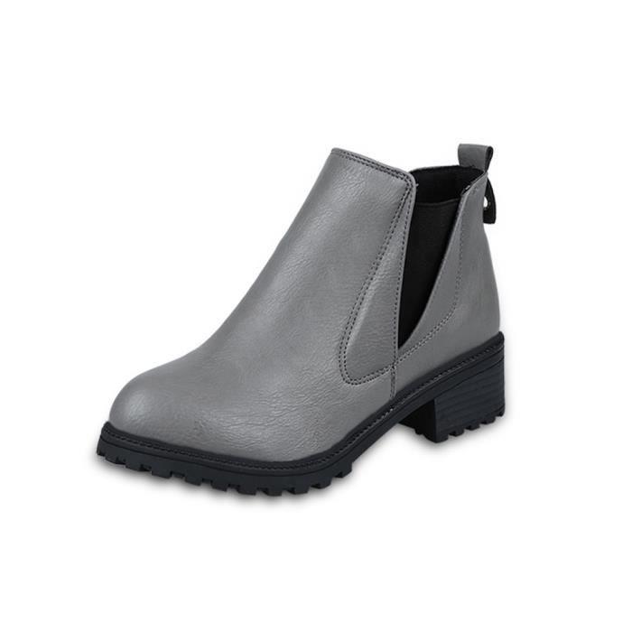Hauts Bottes Bottines Chaussures Nouveau Wei2074 Talons Hiver Femmes Automne qAwUUtXn