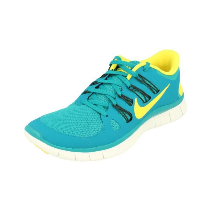 reputable site 418a5 d63ca Nike Femme Free 5.0+ Running Trainers 580591 Sneakers Chaussures 370