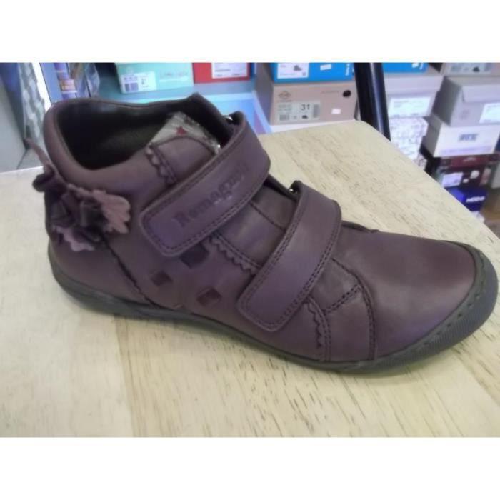 Chaussures enfants Boots filles Romagnoli Pointure 32