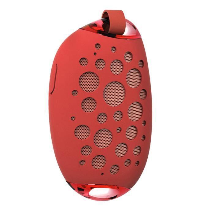 Mango Coloré Haut-parleur Portable Bluetooth Sans Fil Super Bass Mini Rd @exq485