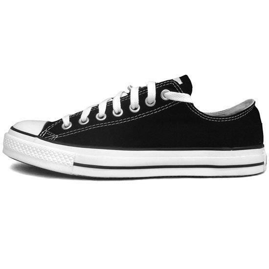 Converse - All Star basse noire