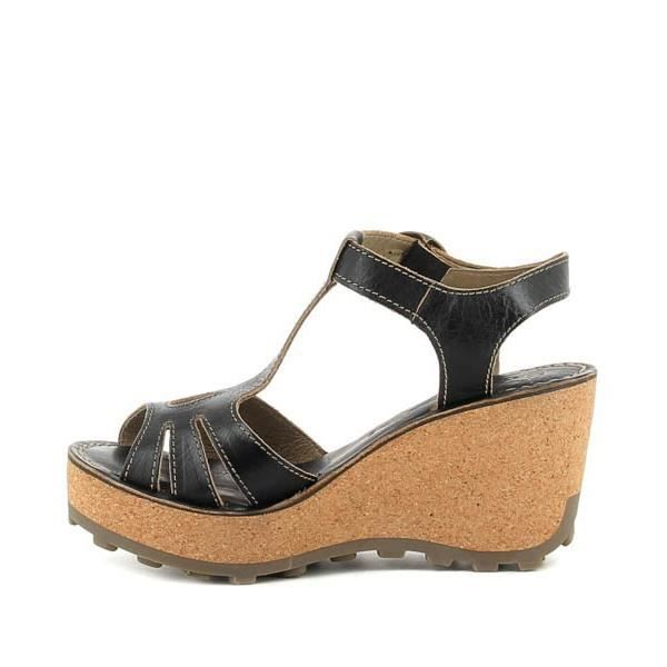 Sandale - Nu-Pieds - FLY LONDON GOLD