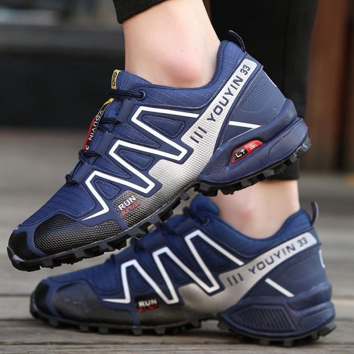 Nouveauté Chaussures Chaussures Chaussures Running mode homme populaires Baskets de Baskets Trail ville Randonnée zwq8WAax