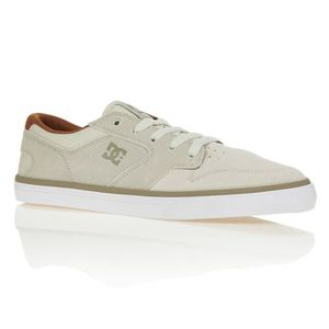 17bc6f20ecdce CHAUSSURES MULTISPORT DC SHOES Chaussures Argosy Vulc - Homme - Blanc Cr