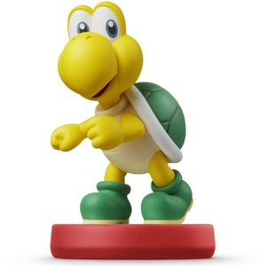 FIGURINE DE JEU Figurine amiibo Collection Super Mario - Koopa Tro