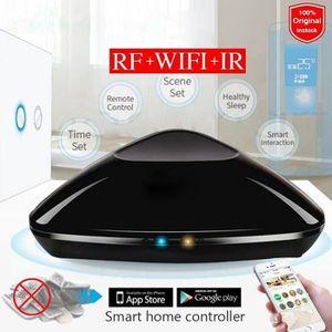 TÉLÉCOMMANDE DOMOTIQUE  Télécommande sans fil intelligente Broadlink RM3 C